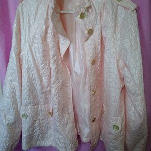 Zenergy Embossed Leah Jacket